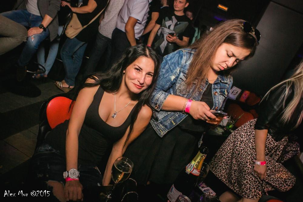 Вечеринка в закрытых клубах 13