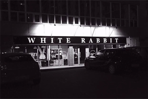 White Rabbit, кафе-бар