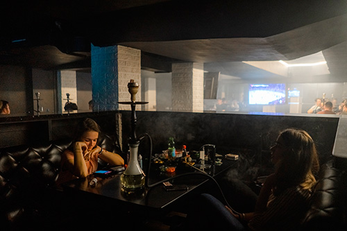 Colorado Hookah Bar, кальянная