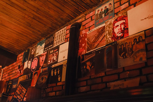Rock`s Cafe, кафе