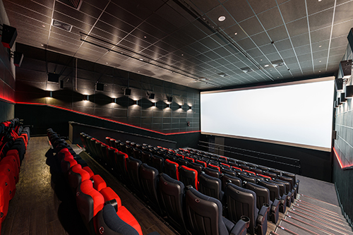 ULTRA Cinema, кинокомплекс